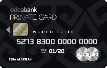 Photo of Odeabank Private Card Kredi Kartı Başvurusu